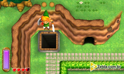 A Link Between Worlds - Piece of Heart 5