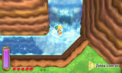 A Link Between Worlds - Piece of Heart 7