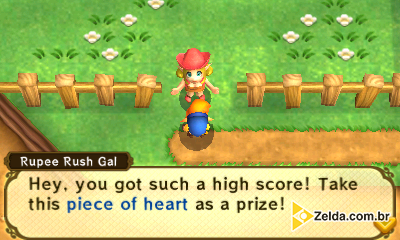 A Link Between Worlds - Piece of Heart 15
