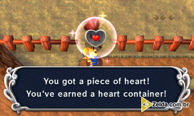 A Link Between Worlds - Piece of Heart 16