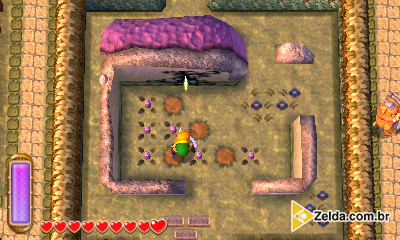 A Link Between Worlds - Piece of Heart 17