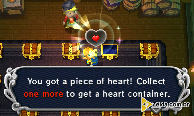 A Link Between Worlds - Piece of Heart 18