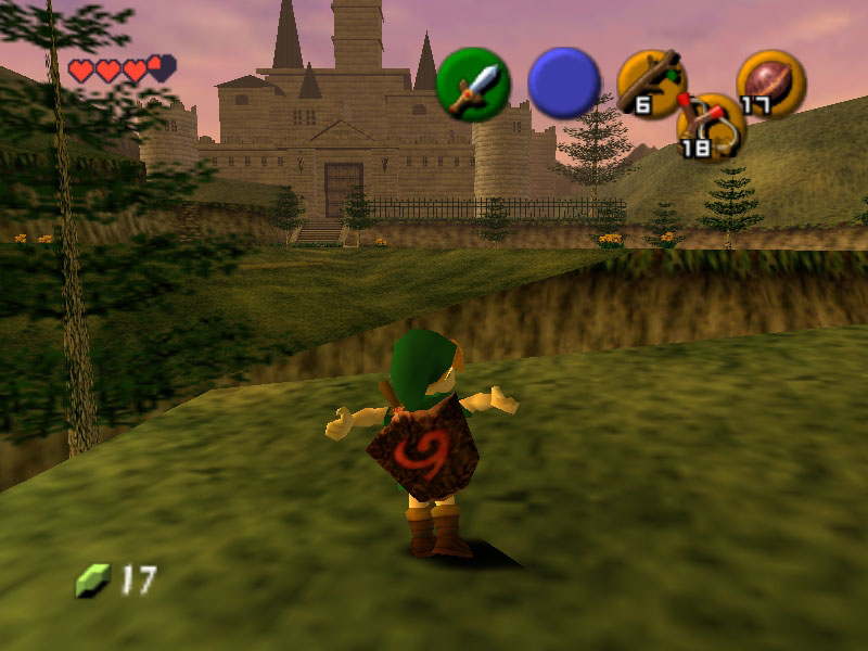 Ocarina of Time (N64).