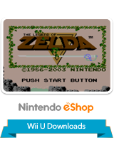 The Legend of Zelda no Virtual Console do Wii U