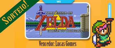 Sorteio A Link to the Past