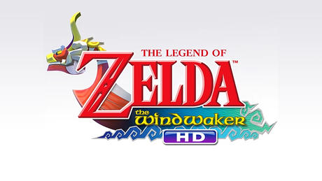 The Wind Waker HD logo