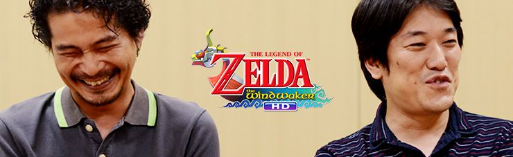 Iwata Asks - The Wind Waker HD